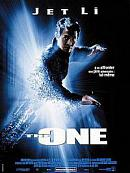 affiche sortie dvd The One