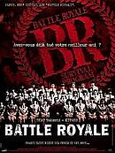affiche sortie dvd battle royale