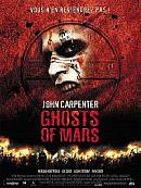affiche sortie dvd ghosts of mars