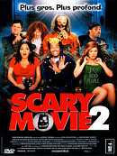 affiche sortie dvd scary movie 2