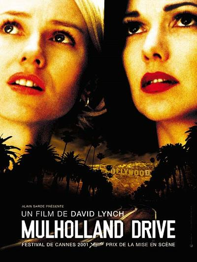sortie vod, dvd et blu-ray Mulholland Drive