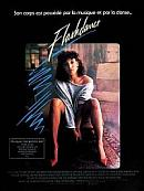 affiche sortie dvd flashdance