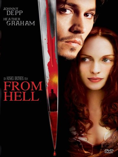 sortie vod, dvd et blu-ray From Hell