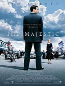 affiche sortie dvd The Majestic