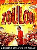 affiche sortie dvd Zoulou