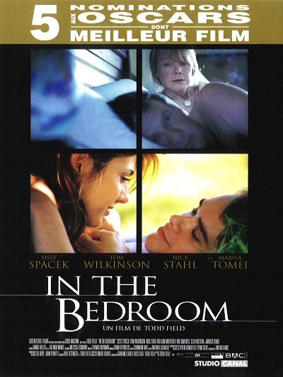 sortie vod, dvd In the Bedroom