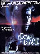 affiche sortie dvd l'echine du diable
