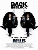 affiche sortie dvd men in black 2