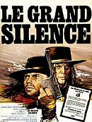 affiche sortie dvd Le Grand Silence