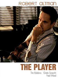 affiche sortie dvd The Player