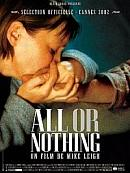 affiche sortie dvd All or Nothing