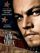 affiche sortie dvd Gangs of New York