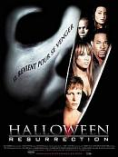 affiche sortie dvd halloween resurrection