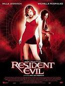 affiche sortie dvd resident evil