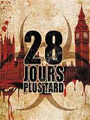 affiche sortie dvd 28 jours plus tard