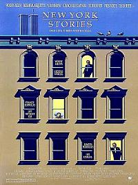 affiche sortie dvd New York Stories