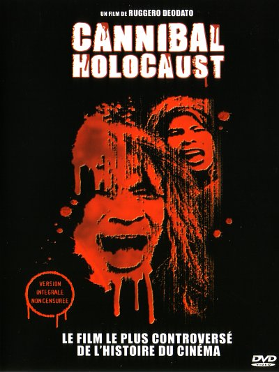 sortie vod, dvd et blu-ray Cannibal Holocaust