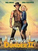 affiche sortie dvd crocodile dundee 2