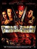 affiche sortie dvd pirates des caraibes - la malediction du black pearl