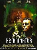 affiche sortie dvd beyond re-animator