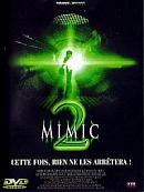 affiche sortie dvd mimic 2