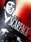 affiche sortie dvd Scarface