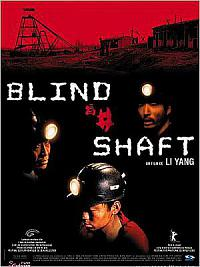 affiche sortie dvd blind shaft