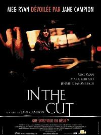 affiche sortie dvd in the cut
