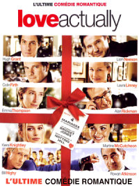 affiche sortie dvd love actually