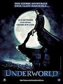 affiche sortie dvd underworld