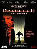 affiche sortie dvd dracula ii - ascension