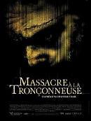 affiche sortie dvd massacre a la tronconneuse