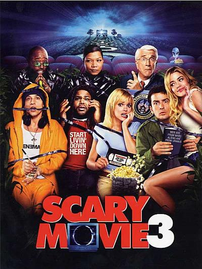 sortie vod, dvd et blu-ray Scary Movie 3