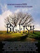 affiche sortie dvd big fish
