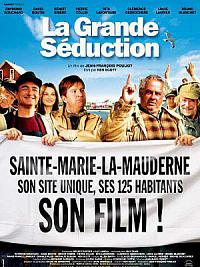 affiche sortie dvd la grande seduction
