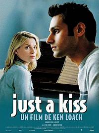 affiche sortie dvd Just a kiss