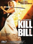 affiche sortie dvd Kill Bill - Volume 2