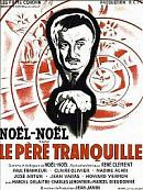 affiche sortie dvd le pere tranquille