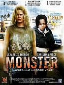 affiche sortie dvd Monster