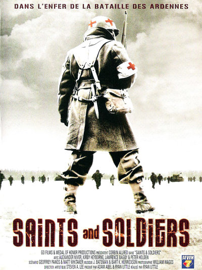 sortie vod, dvd et blu-ray Saints and Soldiers
