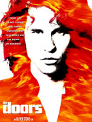 affiche sortie dvd The Doors