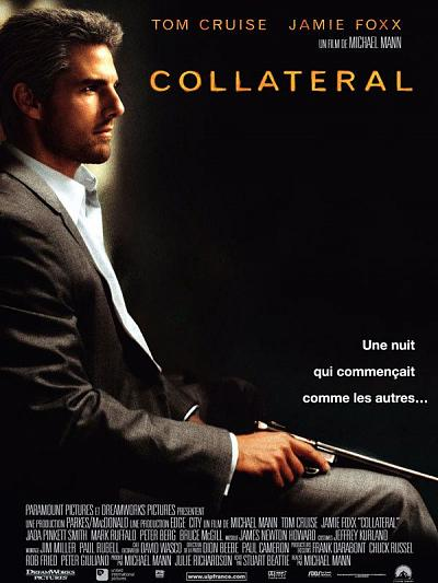 sortie vod, dvd et blu-ray Collateral