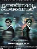 affiche sortie dvd infernal affairs