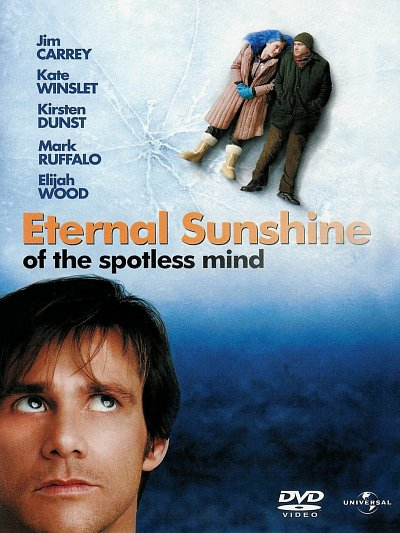 sortie vod, dvd et blu-ray Eternal Sunshine of the Spotless Mind