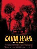 affiche sortie dvd cabin fever