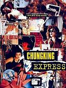 affiche sortie dvd chungking express