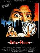 affiche sortie dvd After Hours