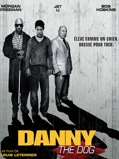 sortie vod, dvd et blu-ray Danny the Dog