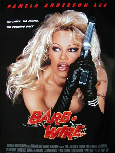 sortie vod, dvd et blu-ray Barb Wire