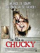 affiche sortie dvd le fils de chucky